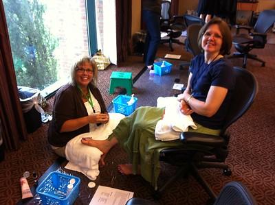 2012 Colorado Furlough Retreat | Retreat Volunteer Staff and Attendees