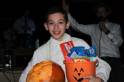 10.2011 Middle School Halloween Arts Fest