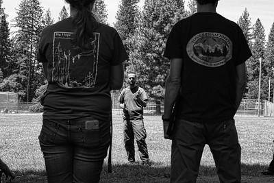 American River  Ranger District - Tahoe NP