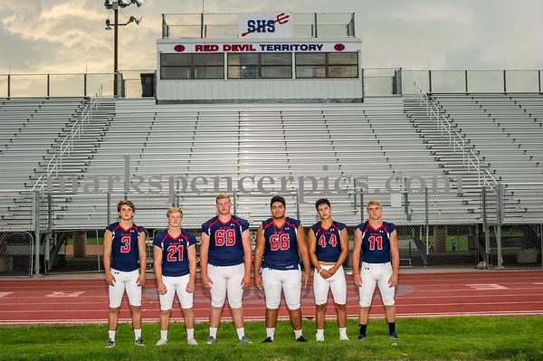 Football SHS Team Pics 8-10-2017