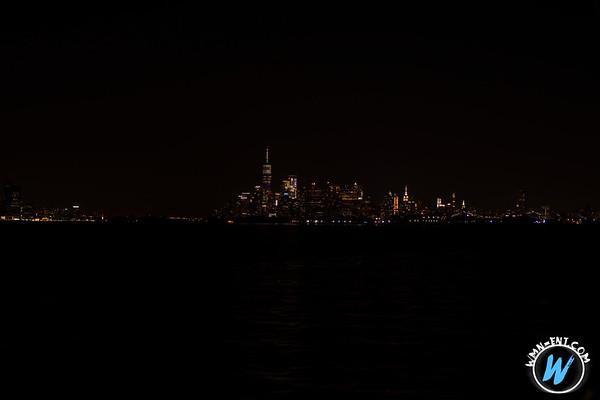Zen Web Midnight Boat ride