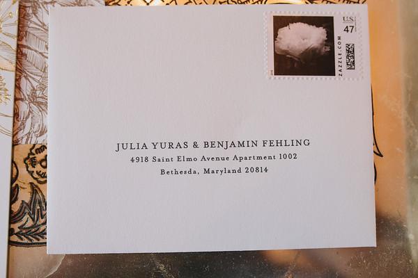 Julia + Ben