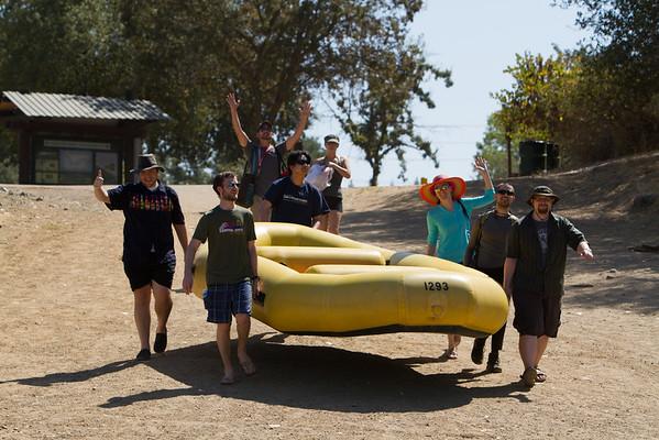2014 Synergex Annual Raft Trip
