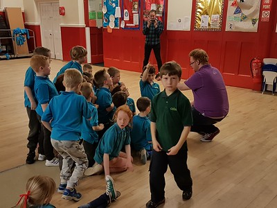 2017-11-17 The Beavers & O2 Doing Online Safety