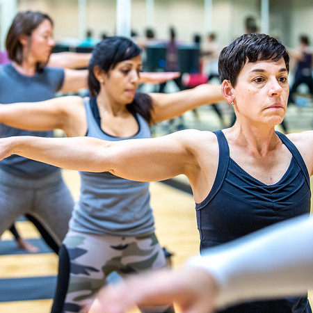 Gluteus MaxOut & Guided Yoga