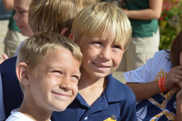 2nd/3rd Grade Busch Gardens Trip
