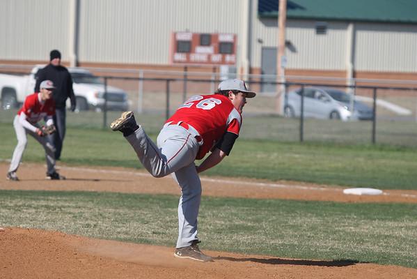 2013 Comanche baseball vs. Pauls Valley