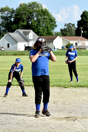 Athens vs Union City 12U Softball Game 6-25-2019