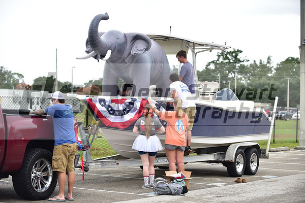 Homecoming Parade 10-19-18