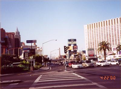 Las Vegas 22Apr00