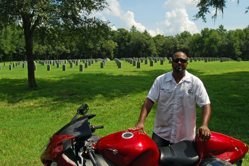 Christian at Florida National Cemetery.jpg