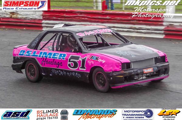 Lightning Rods, Hednesford 4 October 2020