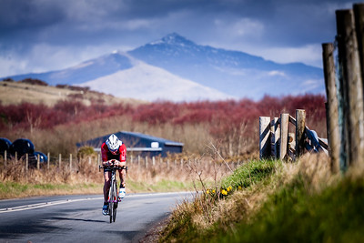 Harlech Triathlon - Bike Leg - Up to 10am