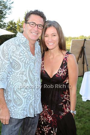 Peter Friedfeld, Janine Dascenzo photo by Rob Rich © 2010 robwayne1@aol.com 516-676-3939