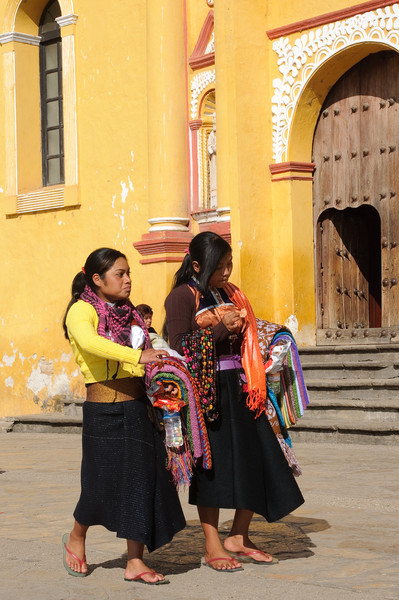 Street Venders in San Cristobal