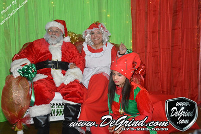 THE 2ND ANNUAL KIDS ALL INCLUSIVE CHRISTMAS BALL