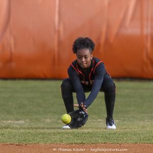JV Softball v Yorktown 3/19/18