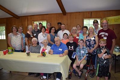 Clinton Family Reunion 2017