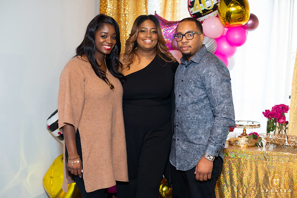 Bettisha's 40th Birthday Celebration