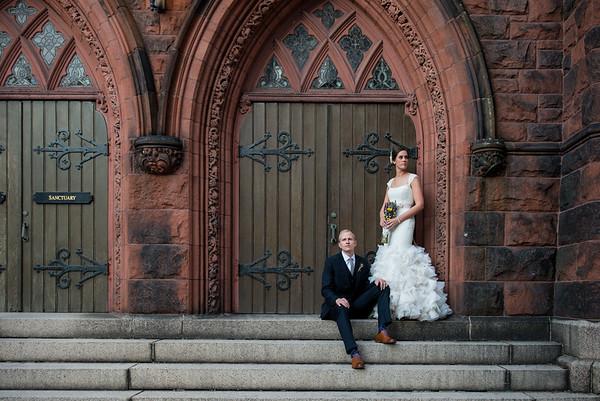 Becky and Garrick's Wedding
