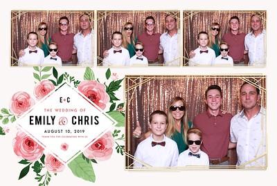Chris & Emily's Wedding