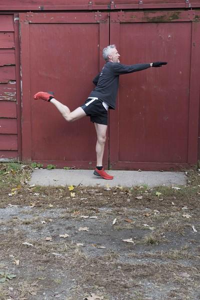 Stuart Zaro 2018 - 5 mile race