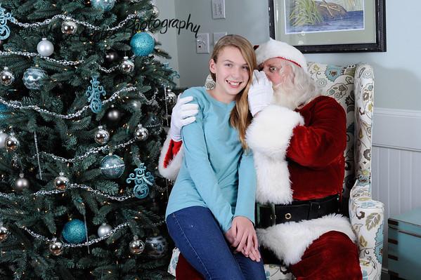 Birkdale - Santa 2012