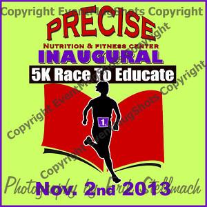 2013.11.02 Precise Run To Education 5K