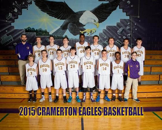 2015 Cramerton Boys Team Photos
