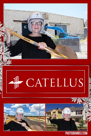 Catellus & Evergreen's Holiday Party