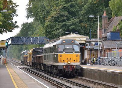 Trains September 2013