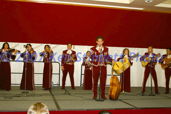 2007 Saturday AM, Pan Am and Rehearsal
