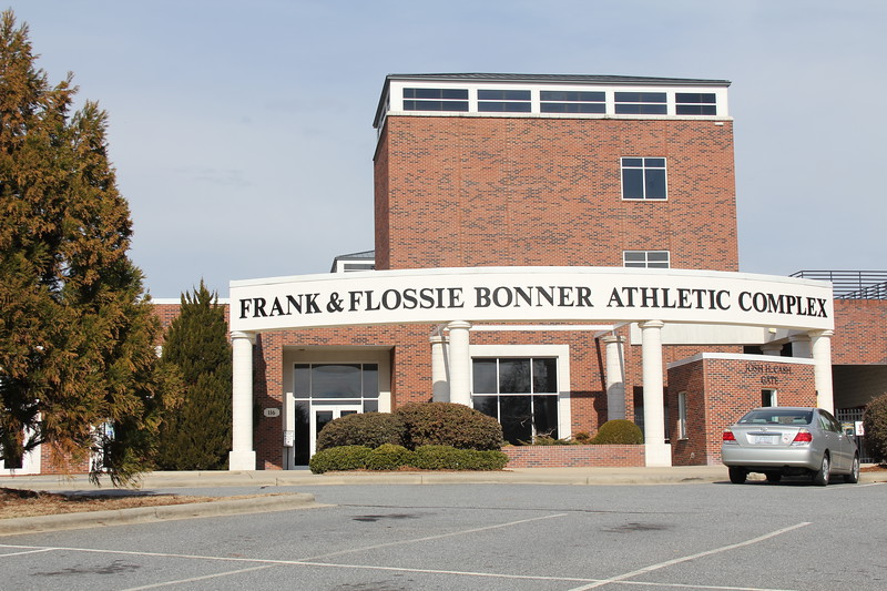 In honor of Dr. Bonner and his wife, Flossie