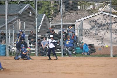 150512 EVW softball at Kimball