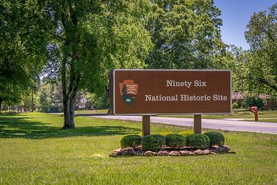 Ninety Six National Historic Site 2017