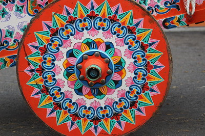 Oxcart Wheels