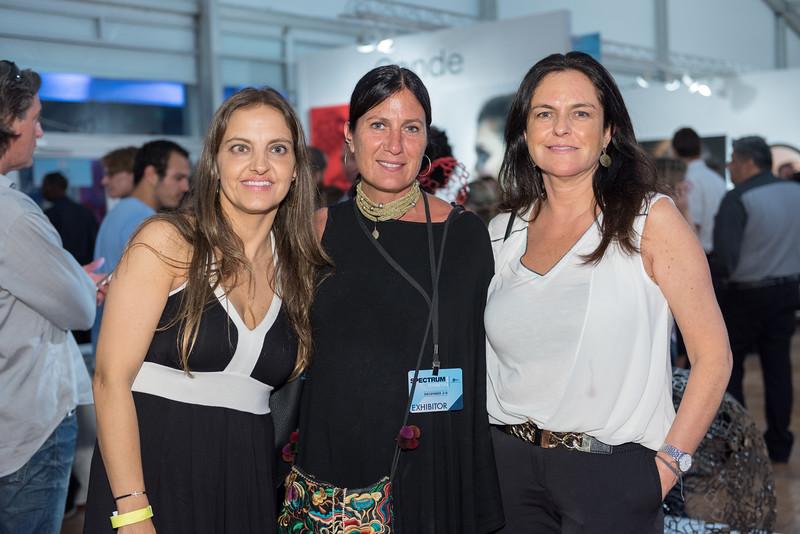 Francisca Bezmalinovic, Pilar Landerretche, Coco Caballero