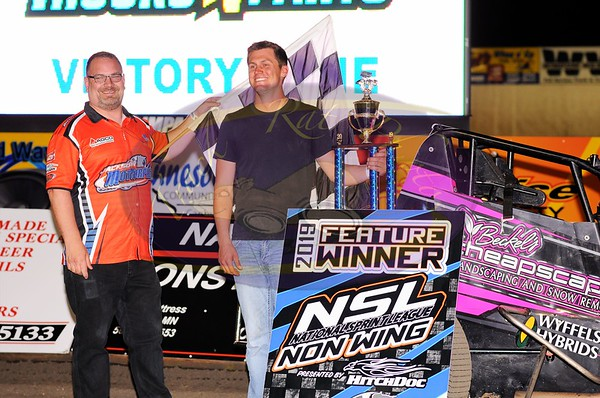MBTS-NSL - Non-Wing Sprints - May 31, 2019
