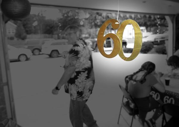 Tom's 60th Birthday
