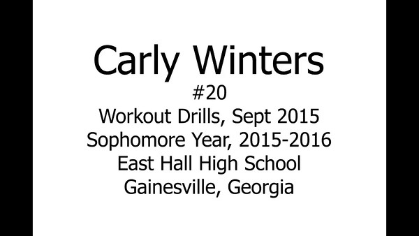 Carly Winters - video