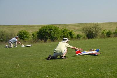 Pylon Race - May 12, 2007