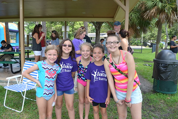 Dancing for Diabetes Family Event 8-20-16