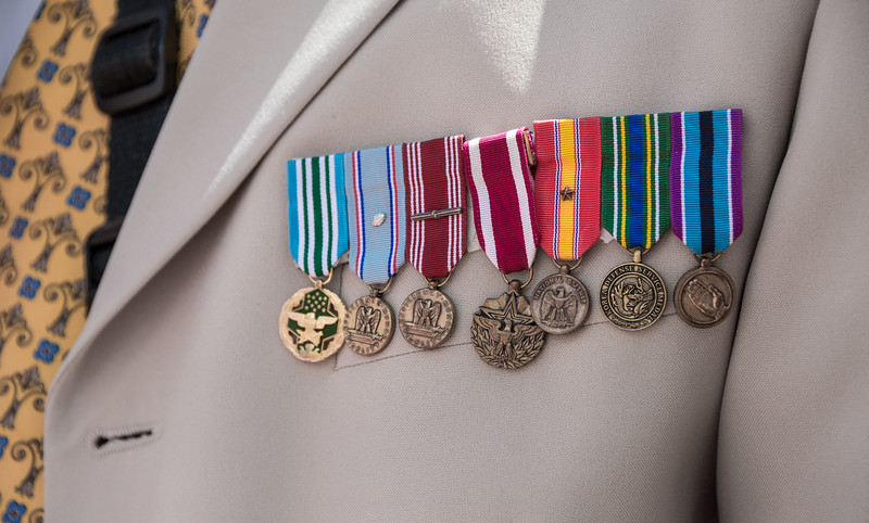Don's medals