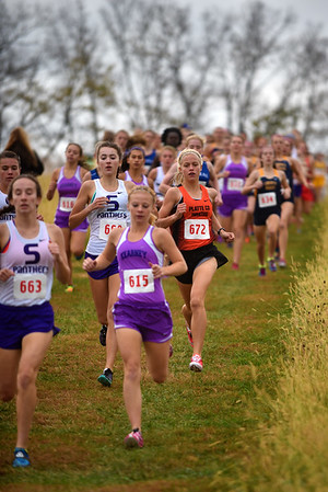 Platte County Cross Country District Championships