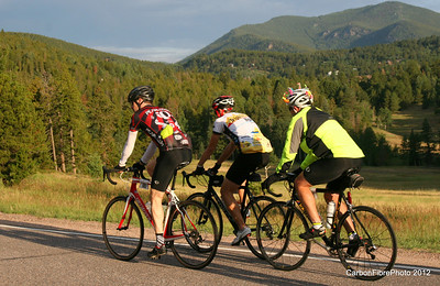 Team Evergreen Triple ByPass 2012