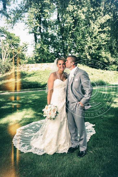 Kelly and Scott Downingtown Country Club by Gino Guarnere