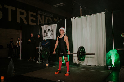 Deadlift 4 Cancer 2018