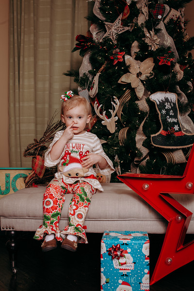 Bennie's 2nd Christmas Pics