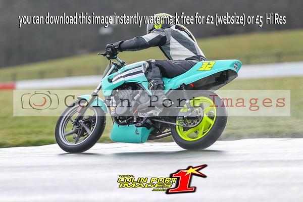 Honda CB500 Qualifying ALL TSGB Donington 2018