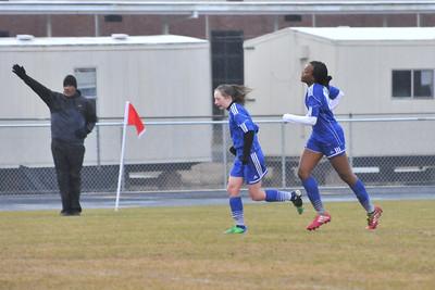 Girls Varsity -vs- Eagles Landing (03/06)